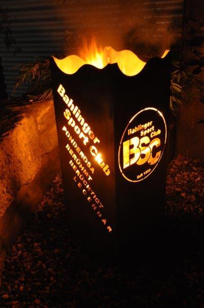 Feuerkorb Bahlinger SC