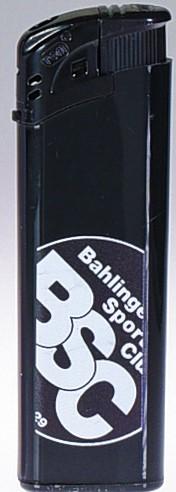 Feuerzeug BSC schwarz