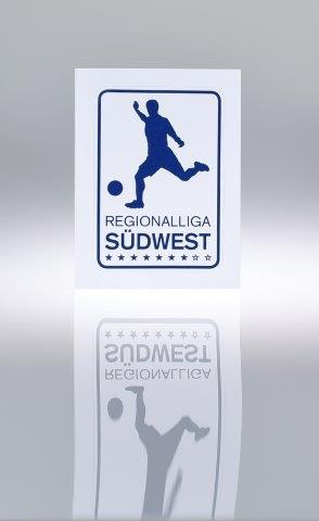 Aufkleber Regionalliga