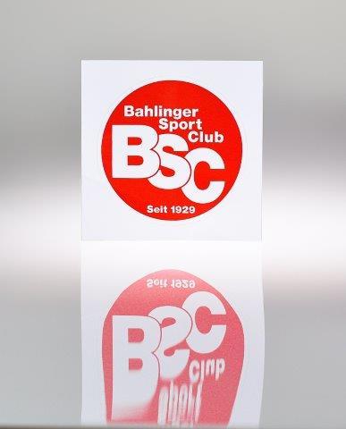 Aufkleber Bahlinger SC